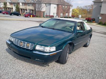1997 cadillac eldorado for sale in akron ohio classified. Black Bedroom Furniture Sets. Home Design Ideas