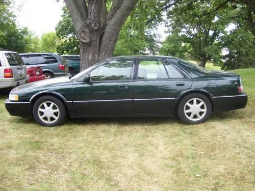 1997 cadillac seville for sale in saint paul minnesota classified. Black Bedroom Furniture Sets. Home Design Ideas