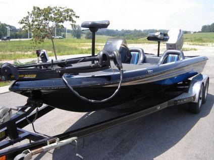 Champion Bass Boat Manual