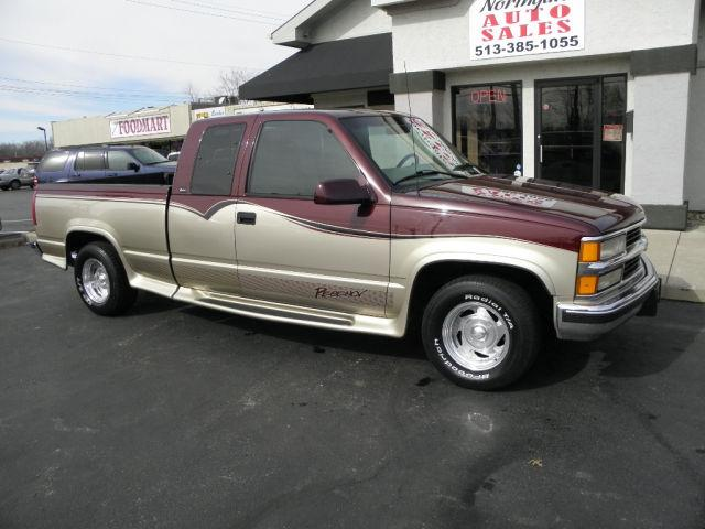 1997 Chevrolet 1500 Silverado For Sale In Cincinnati Ohio