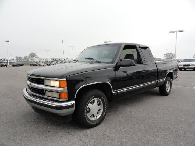 1997 Chevrolet 1500 Silverado For Sale In Bradley