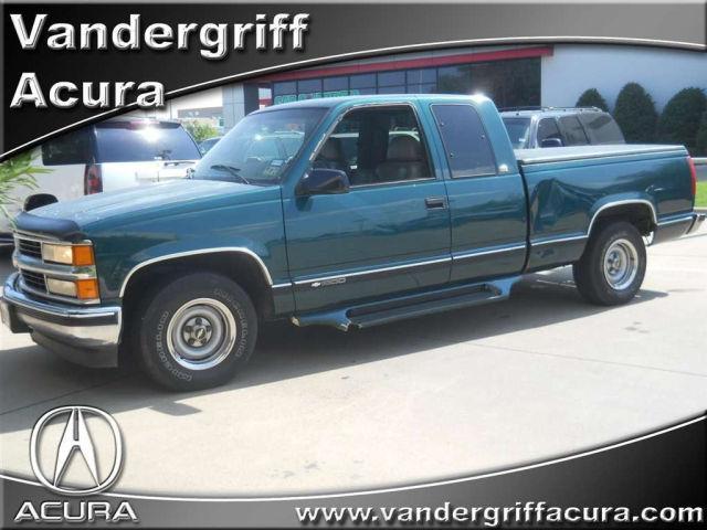 1997 Chevrolet 1500 Silverado For Sale In Arlington Texas