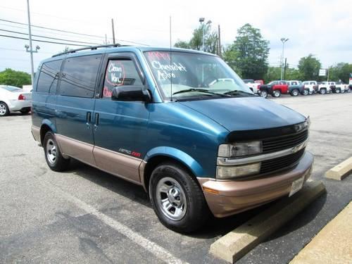 1997 chevrolet astro passenger minivan van for sale in williamstown kentucky classified. Black Bedroom Furniture Sets. Home Design Ideas