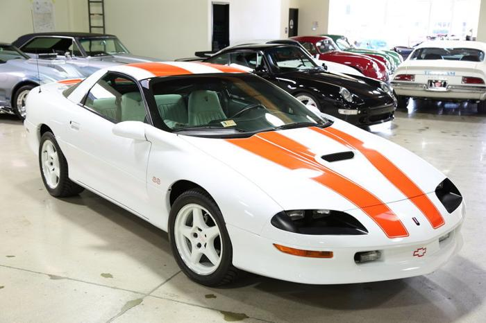 1997 Chevrolet Camaro For Sale In Chatsworth California
