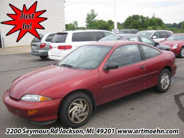 Art Moehn Chevrolet >> 1997 Chevrolet Cavalier for Sale in Jackson, Michigan Classified | AmericanListed.com