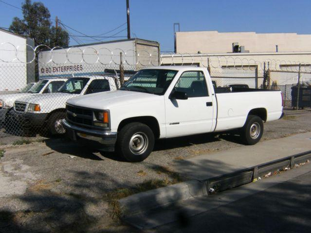 Thousand Oaks Chevy >> 1997 Chevrolet Chevy 1500 Cheyenne w/ Automatic ...