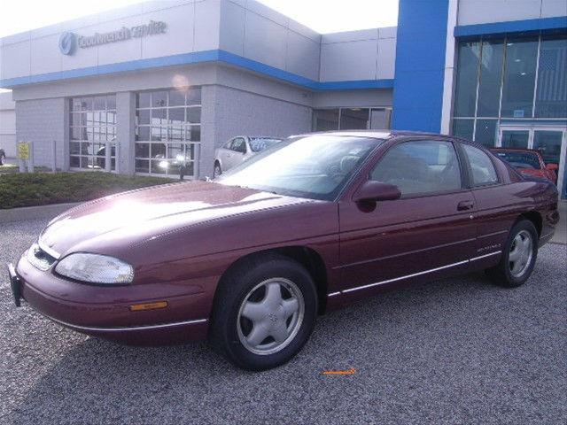 1997 Chevrolet Monte Carlo Ls For Sale In Burns Harbor