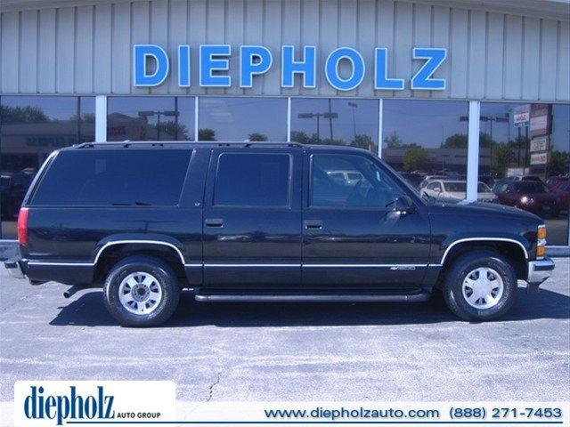1997 chevrolet suburban 1500 for sale in charleston. Black Bedroom Furniture Sets. Home Design Ideas