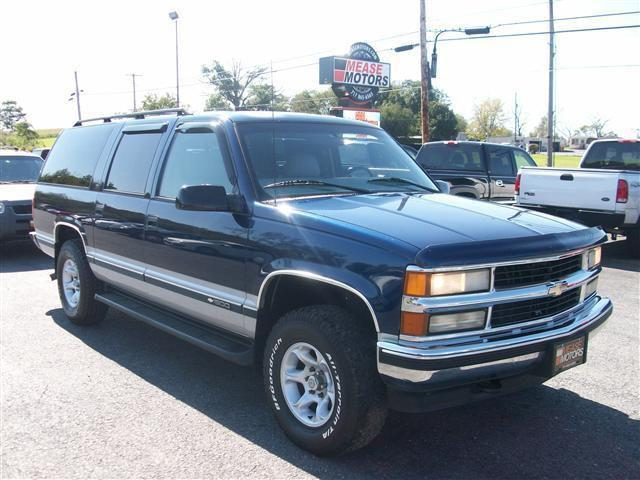 1997 chevrolet suburban 1500 for sale in jonestown. Black Bedroom Furniture Sets. Home Design Ideas