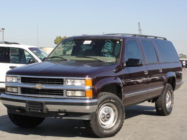 Suburban 2500 Sale 1997 Chevrolet Suburban 2500