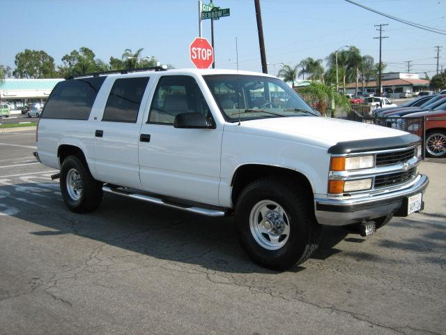 1997 chevrolet suburban 2500 lt for sale in covina. Black Bedroom Furniture Sets. Home Design Ideas