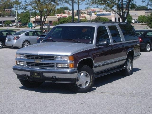 1997 chevrolet suburban 1997 chevrolet suburban 2500. Black Bedroom Furniture Sets. Home Design Ideas