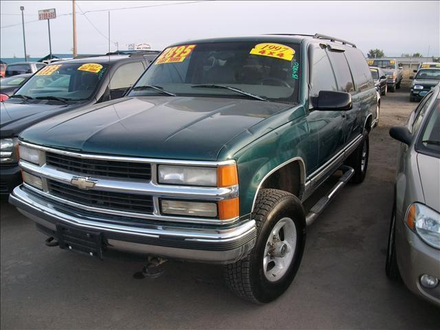 1997 chevrolet suburban for sale in airway heights. Black Bedroom Furniture Sets. Home Design Ideas