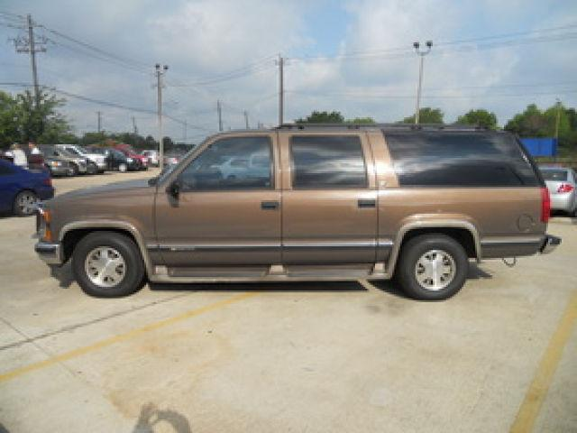 1997 Chevrolet Suburban C1500 for Sale in Houston, Texas Classified ...