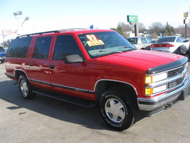 1997 chevrolet suburban k1500 for sale in independence. Black Bedroom Furniture Sets. Home Design Ideas