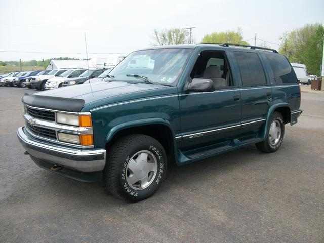1997 chevrolet tahoe for sale in east palestine ohio classified. Black Bedroom Furniture Sets. Home Design Ideas