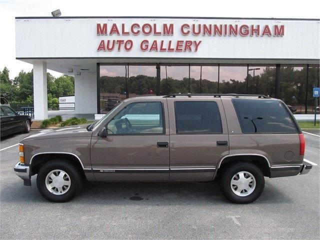 1997 chevrolet tahoe for sale in decatur georgia classified. Black Bedroom Furniture Sets. Home Design Ideas