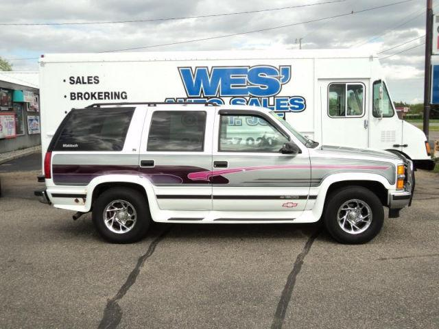 1997 chevrolet tahoe for sale in saint joseph minnesota classified. Black Bedroom Furniture Sets. Home Design Ideas