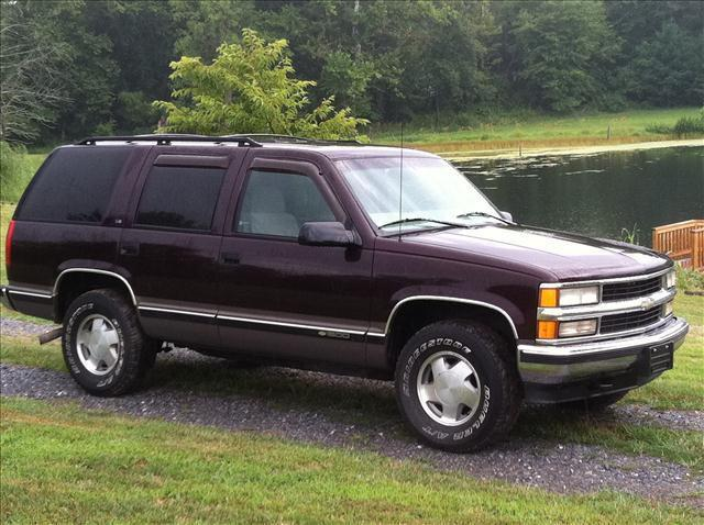 1997 chevrolet tahoe for sale in rustburg virginia classified. Black Bedroom Furniture Sets. Home Design Ideas