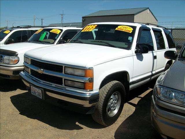 1997 chevrolet tahoe for sale in airway heights washington classified. Black Bedroom Furniture Sets. Home Design Ideas
