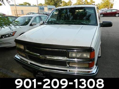 1997 chevrolet tahoe for sale in memphis tennessee. Black Bedroom Furniture Sets. Home Design Ideas