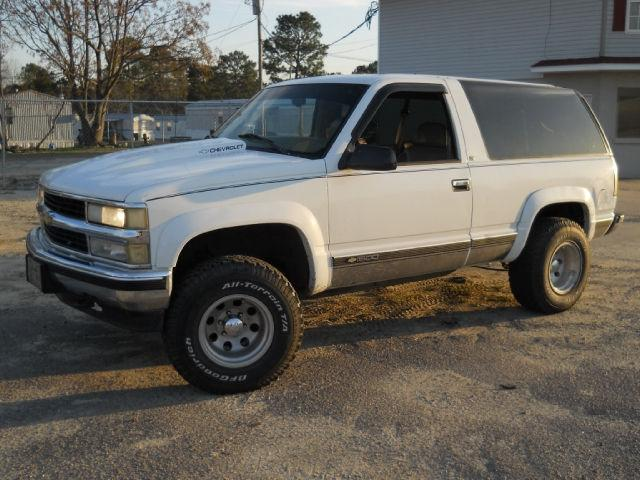 1997 chevrolet tahoe lt for sale in statesboro georgia classified. Black Bedroom Furniture Sets. Home Design Ideas
