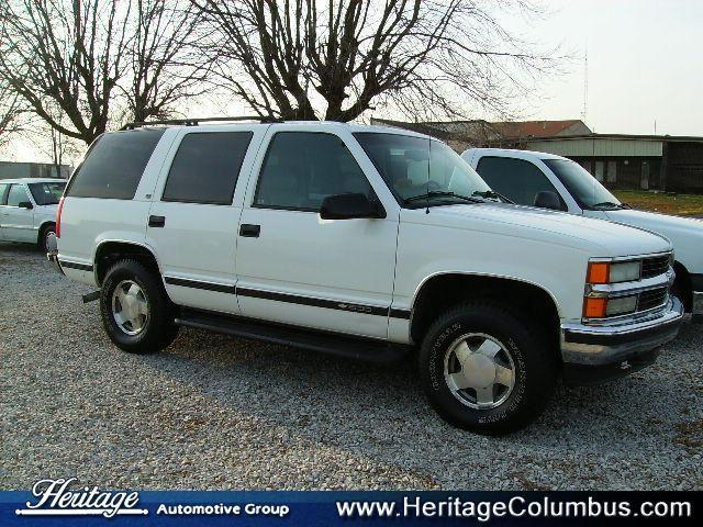 1997 chevrolet tahoe lt for sale in columbus indiana classified. Black Bedroom Furniture Sets. Home Design Ideas