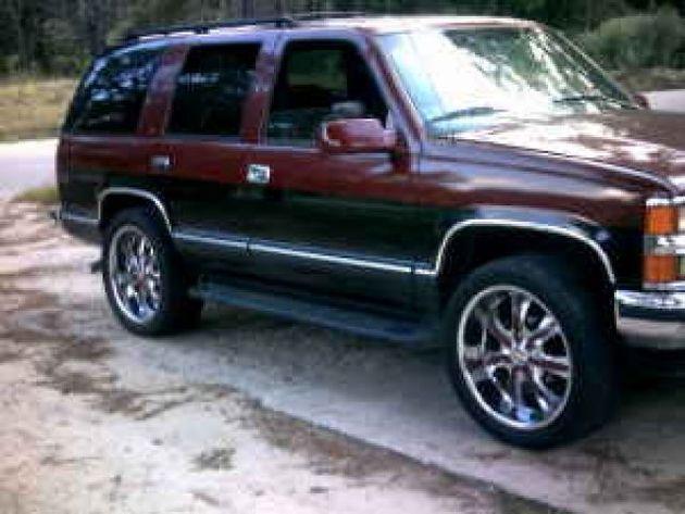 1997 chevrolet tahoe lt for sale in jarvisburg north carolina classified. Black Bedroom Furniture Sets. Home Design Ideas