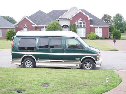 1997 chevy explorer customized van nice for sale in jackson tennessee classified. Black Bedroom Furniture Sets. Home Design Ideas