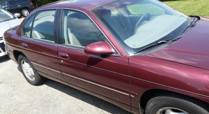 All American Auto Sales Kingsport Tn: 1997 Chevy Lumina For Sale In Kingsport, Tennessee