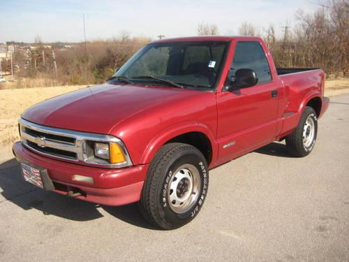 1997 chevy s10 4x4 stepside clean s 10 for sale in. Black Bedroom Furniture Sets. Home Design Ideas