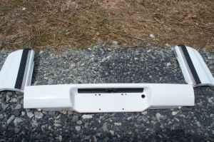 1997 Chevy S10 Blazer Rear bumper & ends for sale - $60