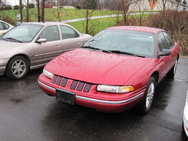 1997 Chrysler Concorde Lxi For Sale In Zanesville Ohio