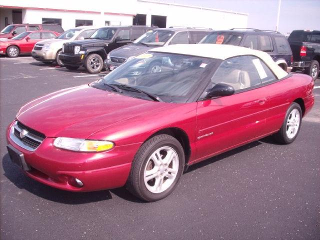 1997 chrysler sebring jxi for sale in sidney ohio. Cars Review. Best American Auto & Cars Review