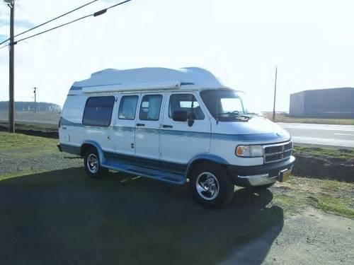 1997 Coachmen Saratoga Camper Van 19ft Clean 65 000