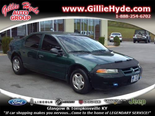 1997 dodge stratus sedan for sale in dry fork kentucky classified. Black Bedroom Furniture Sets. Home Design Ideas