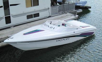 1997 Donzi 22 Zx 385hp Merc Boat For Sale In Los Angeles