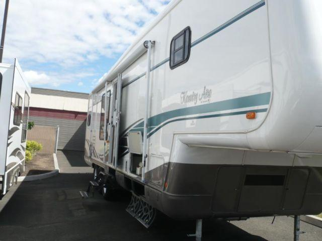 1997 Fifth Wheel Rv Newmar Kountry Aire For Sale In Reno