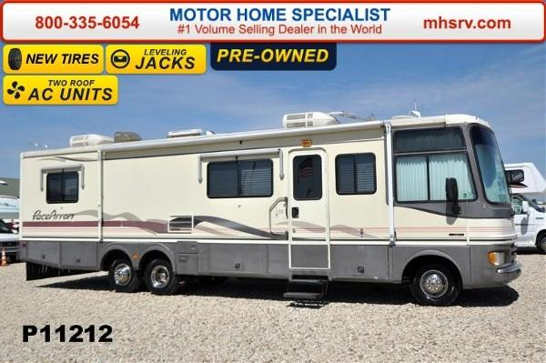 1997 Fleetwood Pace Arrow With Slide For Sale In Alvarado