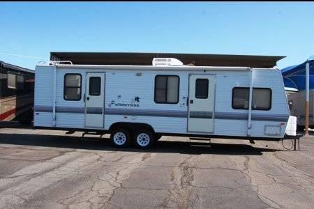 1997 Fleetwood Wilderness 30l Travel Trailer For Sale In