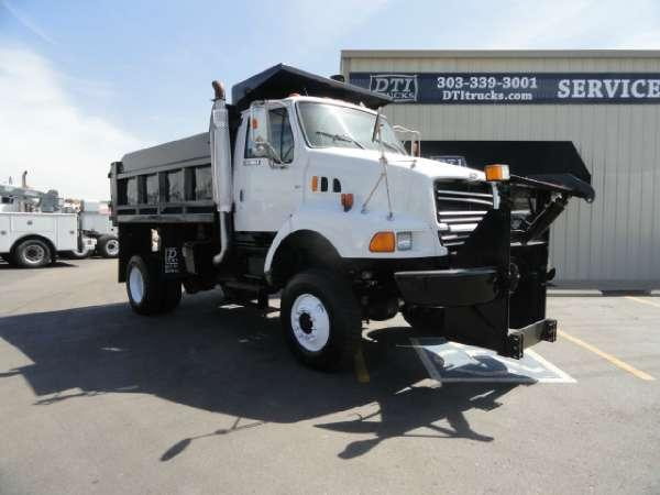 1997 ford 1997 ford 4x4 dump truck for sale in denver colorado classified. Black Bedroom Furniture Sets. Home Design Ideas