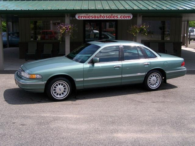 Ernies Auto Sales >> 1997 Ford Crown Victoria LX for Sale in North Adams, Massachusetts Classified   AmericanListed.com