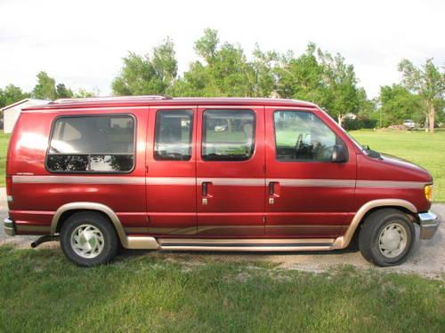 Ford E150 Conversion Van Classifieds