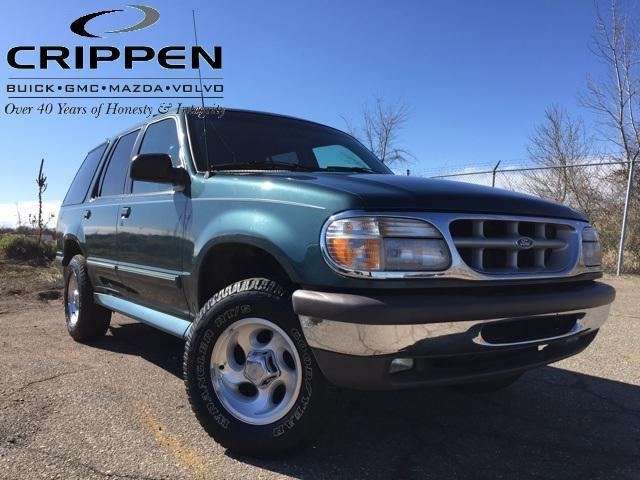 1997 ford explorer 4dr eddie bauer 4wd suv for sale in lansing michigan classified. Black Bedroom Furniture Sets. Home Design Ideas
