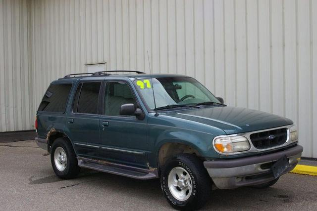 1997 ford explorer xlt for sale in grinnell iowa classified. Black Bedroom Furniture Sets. Home Design Ideas