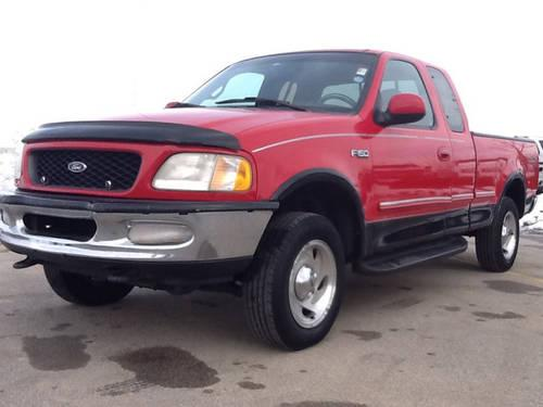 1997 ford f 150 ext 4wd cloth pickup truck for sale in cartersburg indiana classified. Black Bedroom Furniture Sets. Home Design Ideas