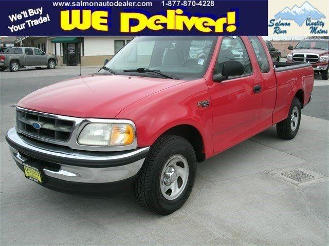 1997 ford f 150 swb xl for sale in baker idaho classified. Black Bedroom Furniture Sets. Home Design Ideas