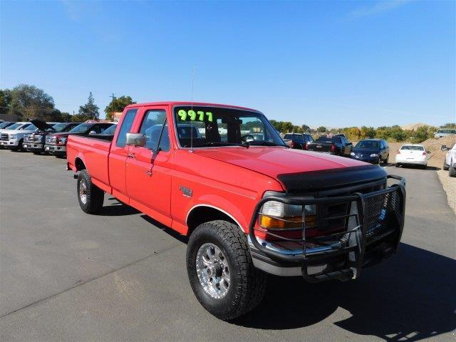 1997 Ford F 250 Xl 2dr Xl 4wd Extended Cab Lb Hd For Sale