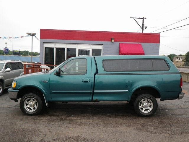 1997 ford f150 for sale in sioux falls south dakota classified. Black Bedroom Furniture Sets. Home Design Ideas