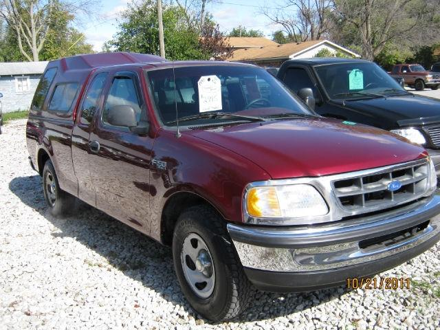 1997 ford f150 for sale in dayton indiana classified. Black Bedroom Furniture Sets. Home Design Ideas